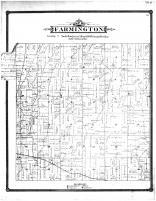 Farmington Township, Jefferson County 1887